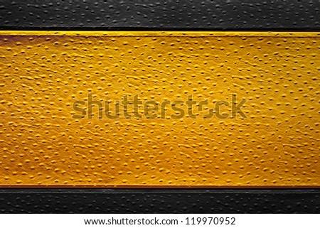 Golden skin background texture - stock photo
