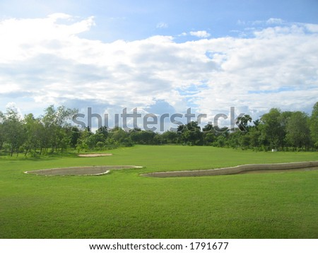 golf course myanmar burma