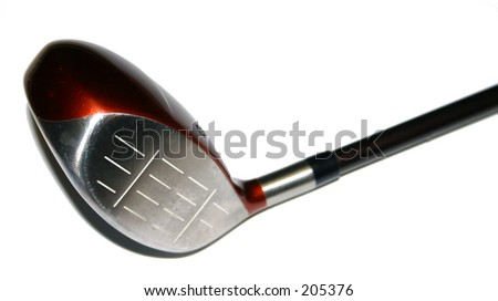 Golf Driver - stock photo