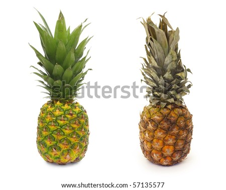 how to tell if a pineapple is ripe or not