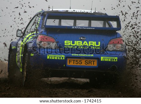 Goodwood Festival of Speed - stock photo