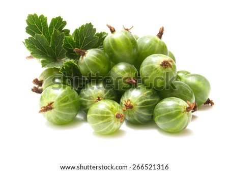 Gooseberry fruit - stock photo