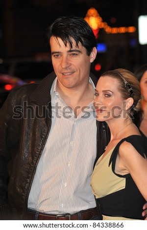 "Goran Visnjic & wife at the US premiere of ""Watchmen"" at Grauman's Chinese Theatre, Hollywood. March 2, 2009  Los Angeles, CA Picture: Paul Smith / Featureflash"