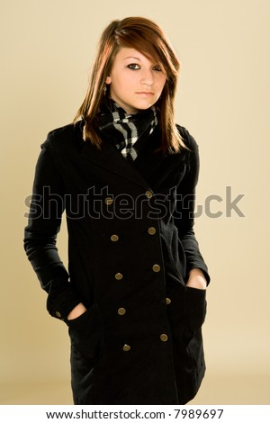 Pea Coat Stock Images, Royalty-Free Images & Vectors | Shutterstock