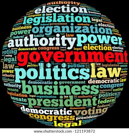 authority power politics