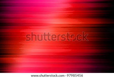 gradient red background. - stock photo