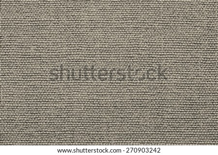 grained texture of textile rough fabric of beige color for empty and pure backgrounds
