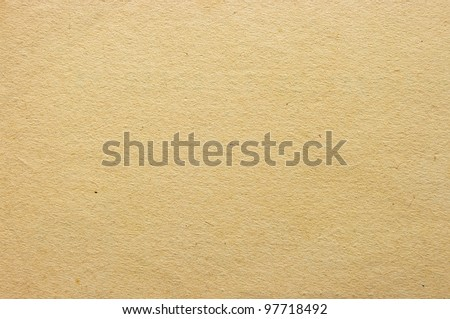 Grainy paper for background usage - stock photo