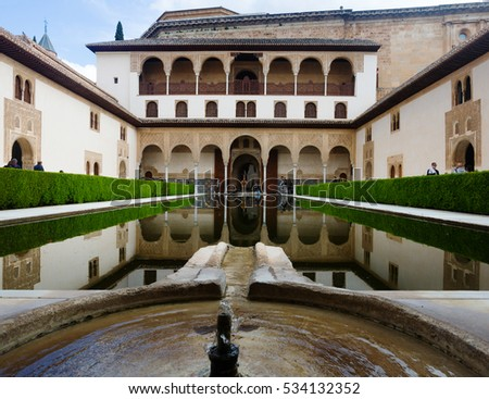 Alhambra Granada Stock Images, Royalty-Free Images & Vectors  Shutterstock