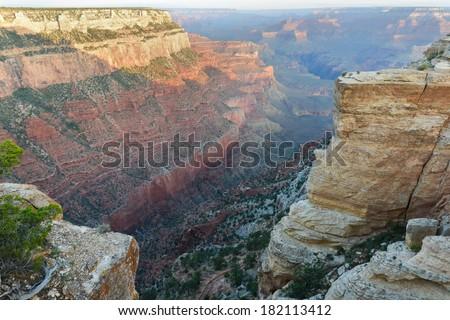 Grand Canyon - Arizona, United States - stock photo