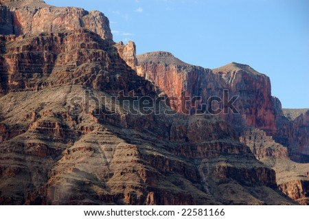 Grand Canyon National Park in the USA
