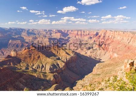 Grand Canyon - Navajo Point - stock photo