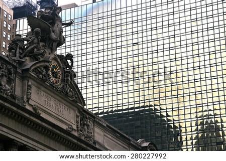 Grand Central Terminal, New York - stock photo