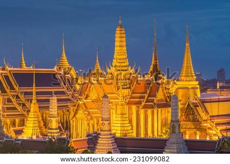 Grand Palace  - stock photo