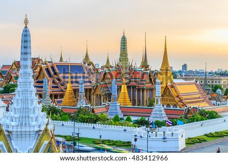 Bangkok Thailand October 22 2016 Thai Stock Photo 552421162 Shutterstock