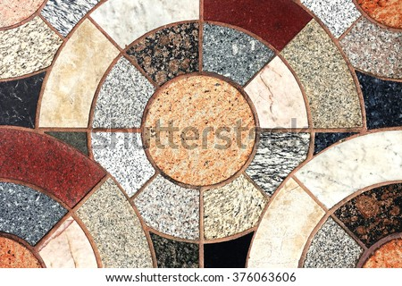 Granite marble patterned texture background marble of Thailand abstract natural for design indoor outdoor - stock photo