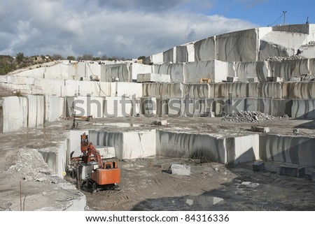 Granite Quarry Ireland Granite Quarry Located on