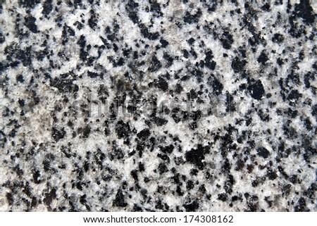 Granite texture, High resolution.  - stock photo