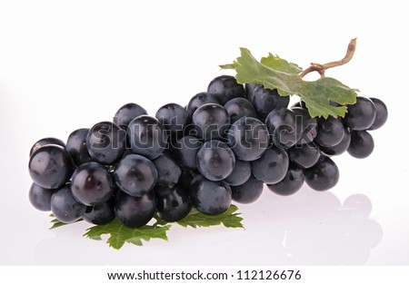 grape isolated