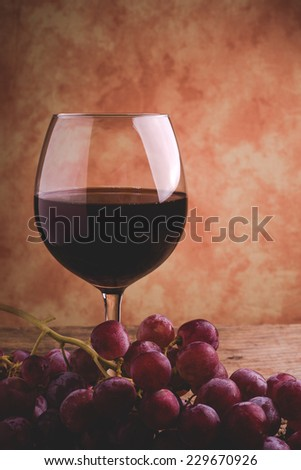 grapes rosada red globe