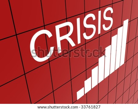 graph for crisis on wall