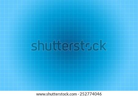 Graph paper - stock photo
