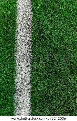 Grass. Background: Fields of Green - stock photo