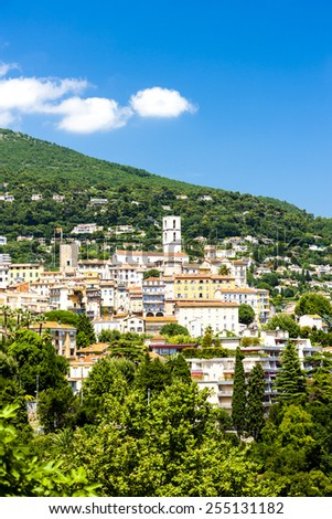 Grasse, Provence, France - stock photo