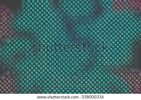 Grate for background - stock photo