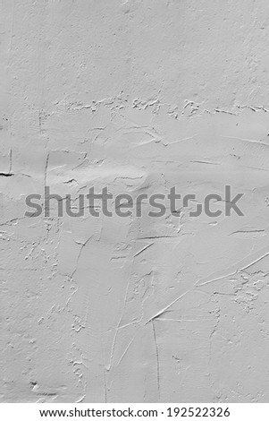 Gray background texture of a concrete wall
