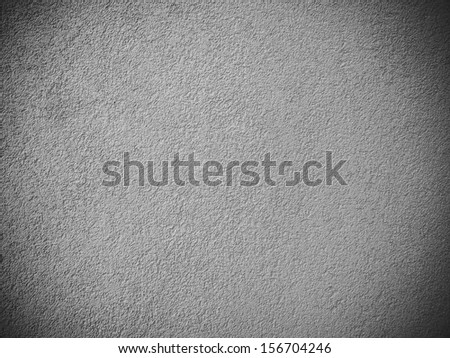 Gray background with dark corners - stock photo