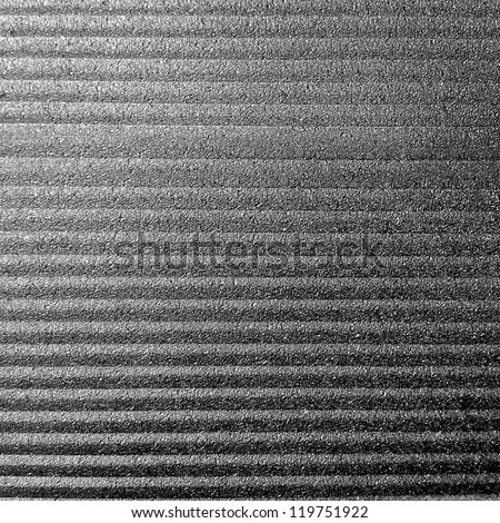gray backgrounds ribbed metal, texture of metal, polished metal, black metal sheet, background corrugated metal, wall of metal, - stock photo