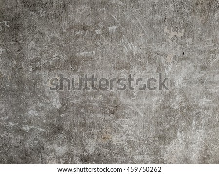Gray cement with shade and shadow wall background.