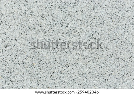 Gray color and black spot of marble texture background - stock photo