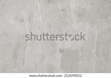 Gray Concrete Texture - stock photo