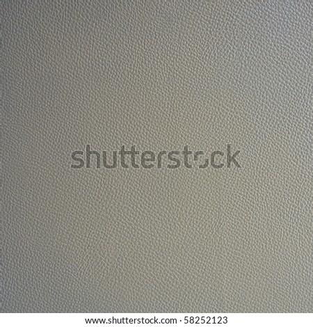gray leather texture - stock photo