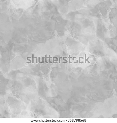 Gray Marble Texture Abstract Seamless Background Stock Illustration