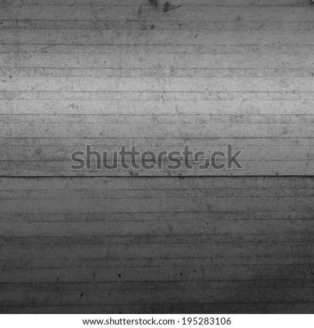 gray metal texture grunge wall background striped pattern - stock photo