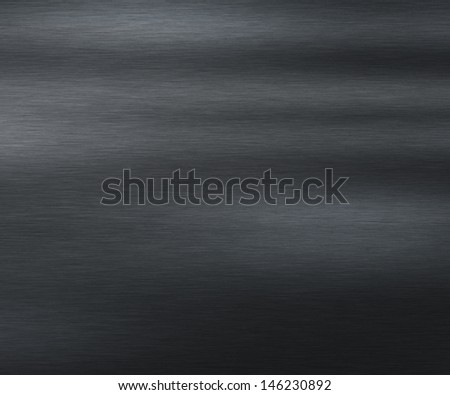 Gray Metal Tytan Texture - stock photo