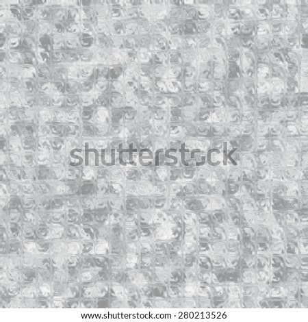 Gray mosaic background - stock photo