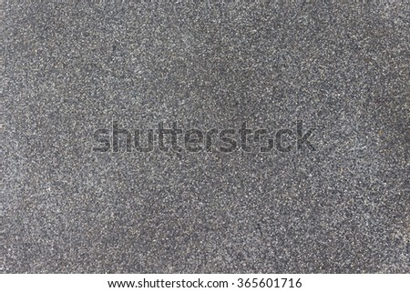 gray road for background or texture - stock photo