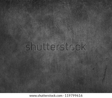 Gray Rust Texture - stock photo