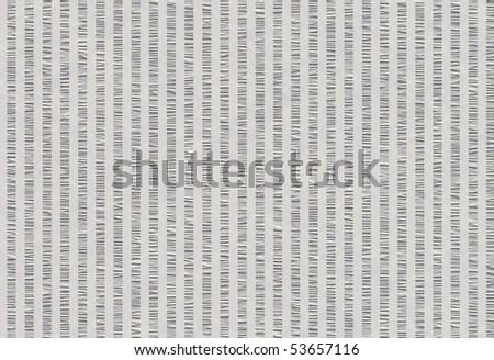 gray seersucker texture in different shades - stock photo