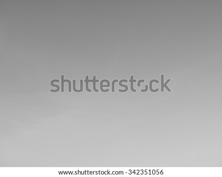 gray sky background - stock photo