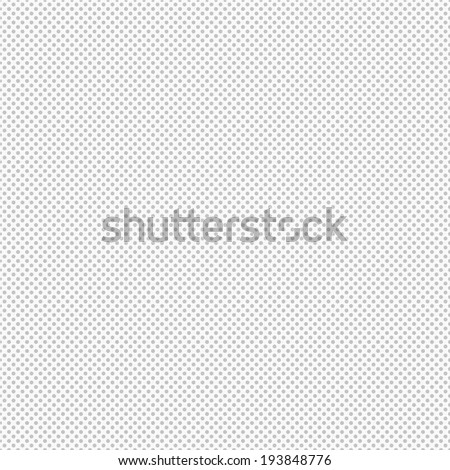Gray Small Polka Dot Pattern Repeat Background that is seamless and repeats - stock photo