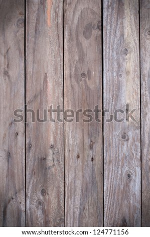 Gray wooden old texture - stock photo