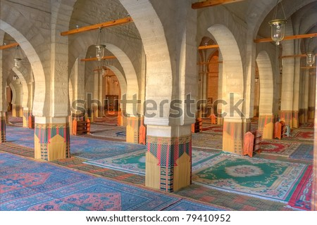 Great Mosque in Sousse, Africa