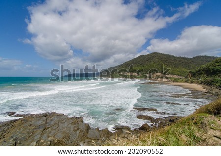 Greato Ocean Road Coastline