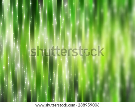 green abstract blur background, with defocused bokeh
