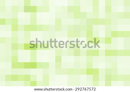green abstract technology background  - stock photo